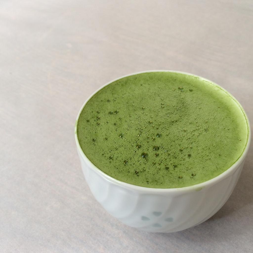 Beneficios del té de matcha